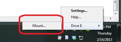 mount image file